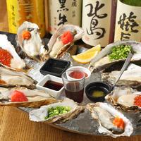 日本酒バル 貝しぐれ 栄店の写真