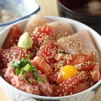 三崎 まぐろ料理 寿司 紀の代の写真