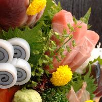 活魚 季節料理 味さとの写真