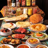 本格インド料理 食べ放題 SITAL ‐シタル‐ 西荻本店の写真