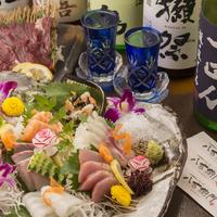 旬菜鮮魚と旨い酒 八右衛門の写真