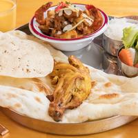 インド 料理 サンディアの写真