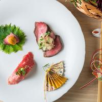牛寿司 鉄板焼 個室 瑞祥の写真