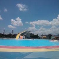鳥栖市民プールの写真