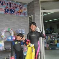 スパダイブ 体験ダイビングスクールの写真