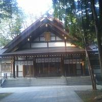 新琴似神社の写真