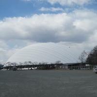 ニプロハチ公ドームの写真
