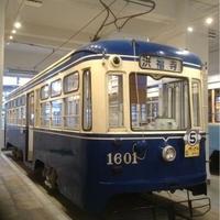 横浜市電保存館の写真
