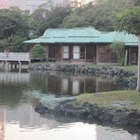 浜離宮恩賜庭園の写真