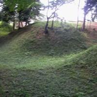 滝の城址公園の写真