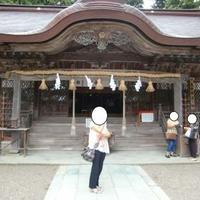 劒神社の写真