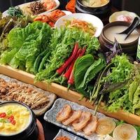 個室で愉しむ韓国料理居酒屋 土火土火 東京・八重洲本店の写真