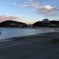 江津良浜海水浴場の写真
