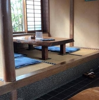 竹やぶの写真