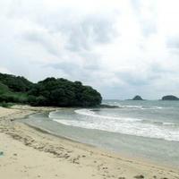 赤田キャンプ海水浴場の写真
