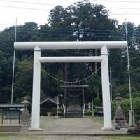 静神社の写真