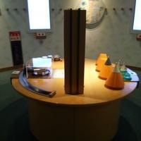 島根原子力館の写真