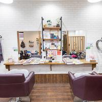 Hair salon Azurの写真