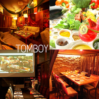 リゾート個室&食べ放題 TOMBOY cafe 池袋店の写真