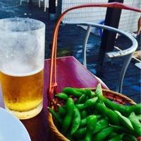 ハイアットリージェンシー大阪 ガーデンプール&レストランの写真
