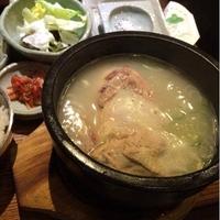 韓国料理満月 仲御徒町店の写真