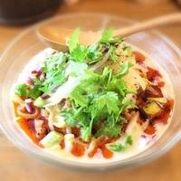 鶏ポタラーメン THANK お茶の水店の写真