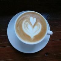バスキング コーヒーの写真