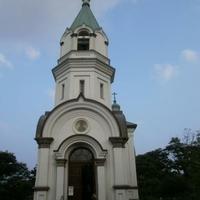 函館ハリストス正教会の写真