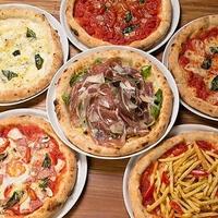 Pizzeria&cafe ORSOの写真