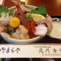 北川食堂の写真