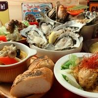 牡蠣専門 かき小屋ランドリーの写真