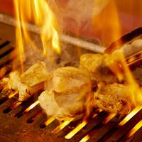 ホルモン焼き 三味の写真