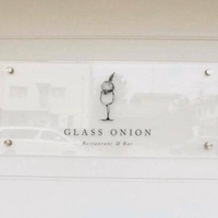 GLASS ONIONの写真