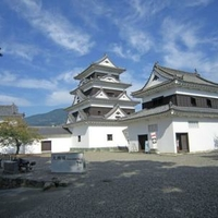 大洲城跡の写真