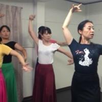 折橋恵子フラメンコ教室 estudio EL ANGEL 新大久保スタジオの写真
