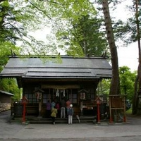 伊香保神社の写真