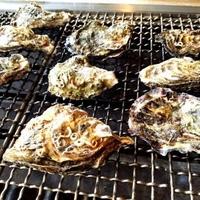 能登食祭市場 浜焼きコーナーの写真