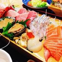 まぐろ館 魚市場食堂の写真