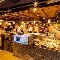 魚イタリアンと薪きピザ チロンボ・マリーナ 上野店の写真