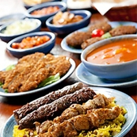 イスラエル料理 食べ放題 シャマイム 江古田の写真
