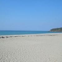 波子海水浴場の写真