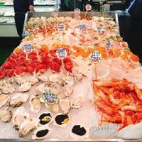 糸満漁業協同組合 お魚センターの写真