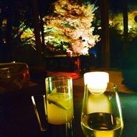 御船山楽園 茶屋バーの写真