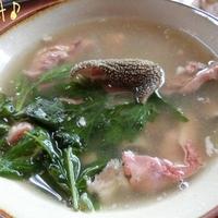 仲地山羊料理店の写真