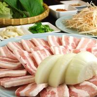 韓国料理 愛の写真