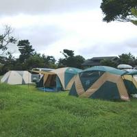 波戸岬キャンプ場の写真