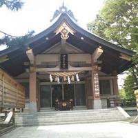 弥彦神社の写真